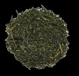 深蒸し煎茶 式部の香り 茶葉