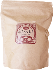 抹茶入玄米茶 茶葉